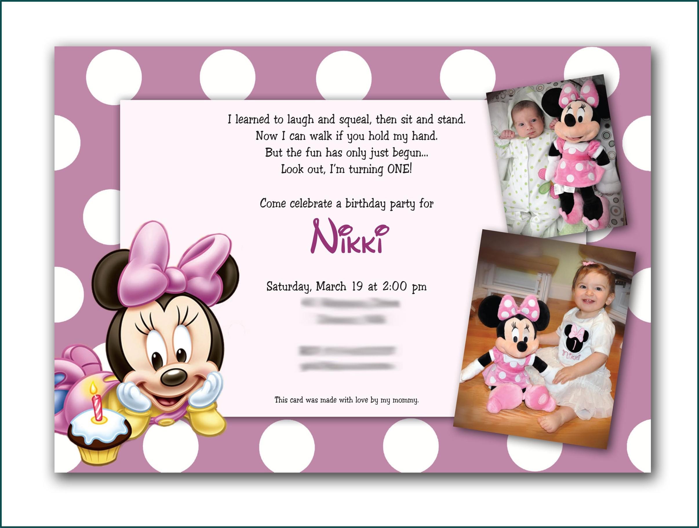 1st Birthday Invitation Card For Baby Boy In Telugu
