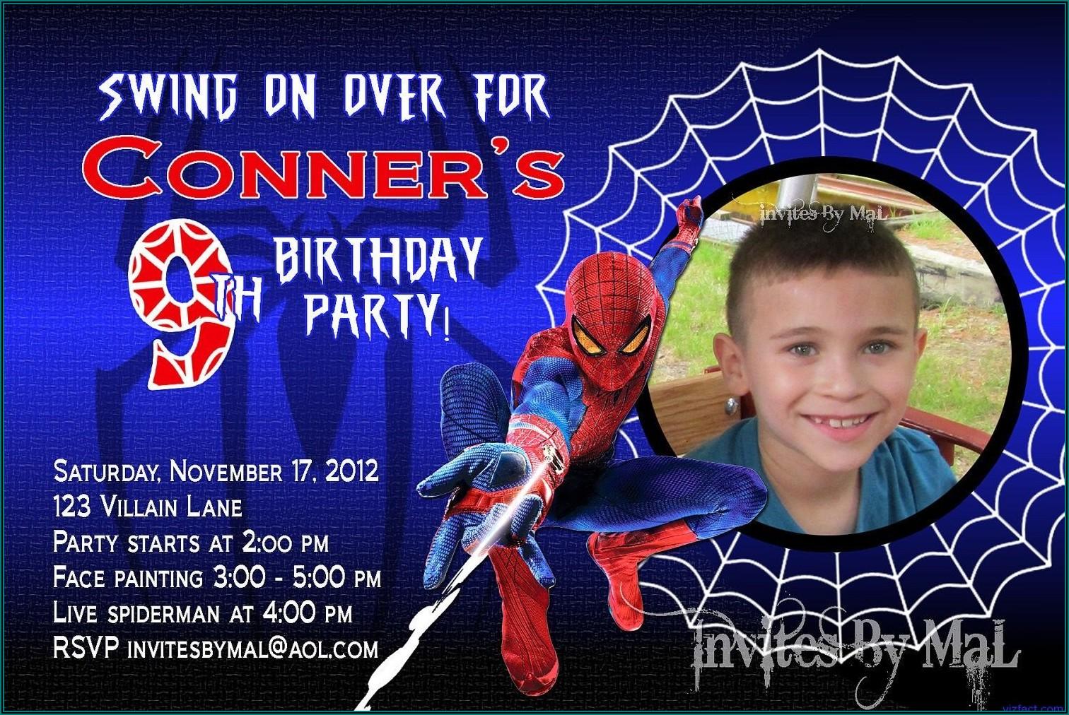 1st Birthday Invitation Template Psd Free