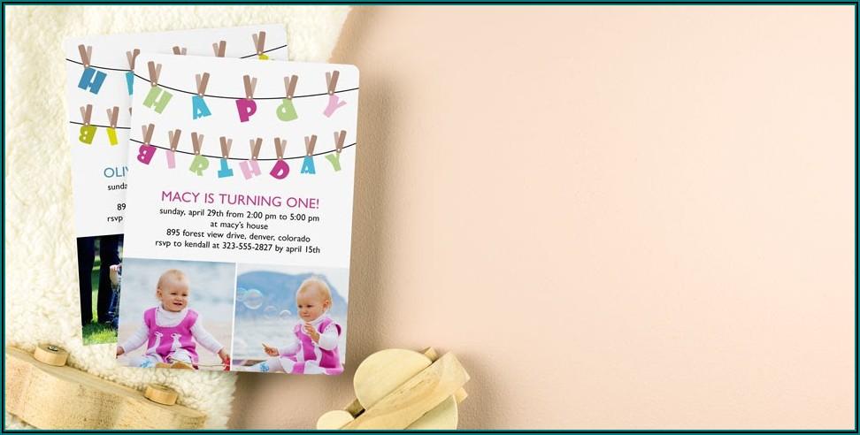 1st Birthday Invitation Wording For Baby Boy In India
