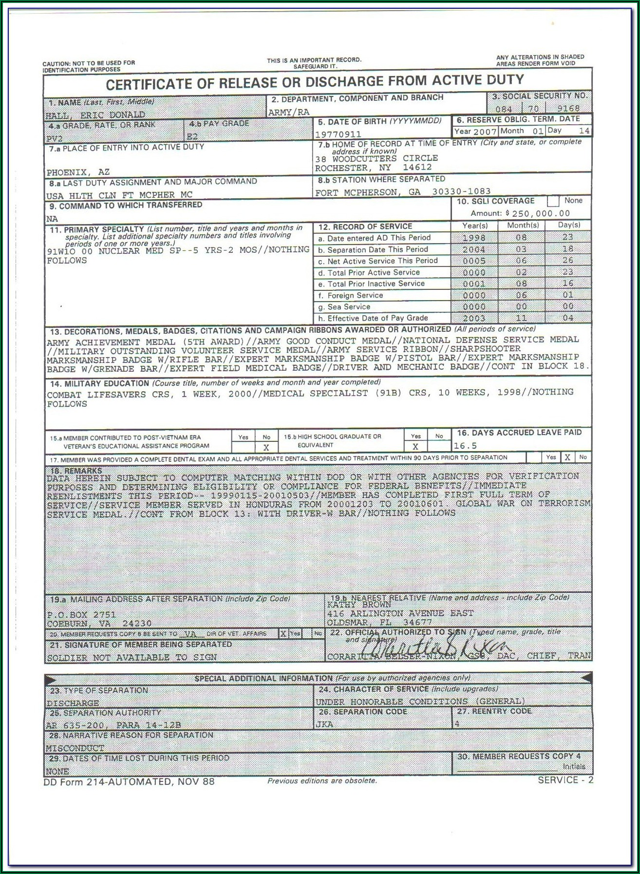 Aarp Life Insurance Claim Forms