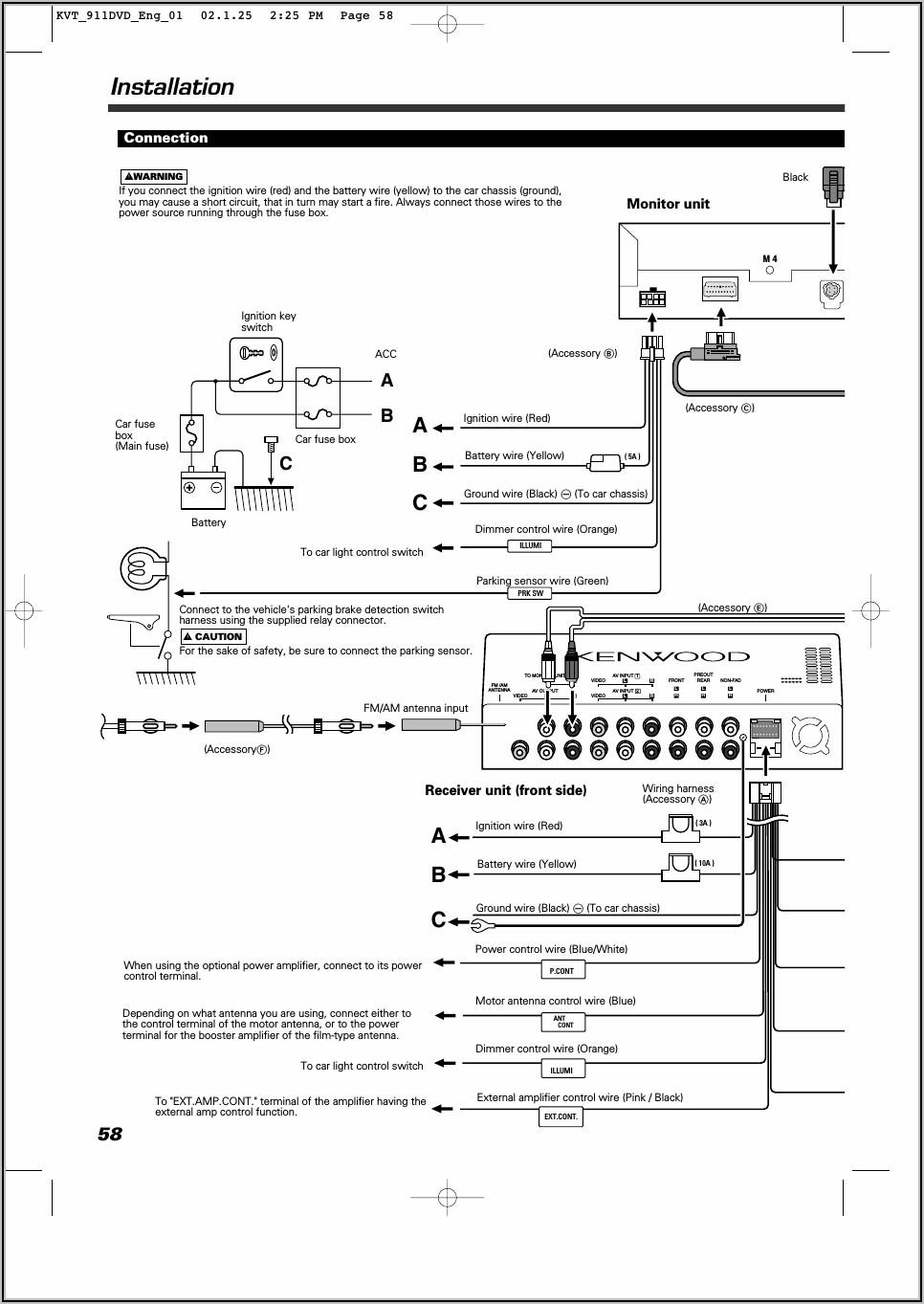 Auto Electrical Wiring Diagram Pdf