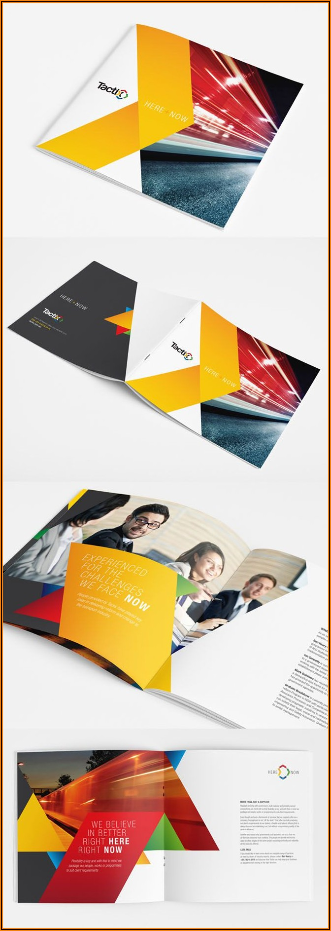 Best Brochure Design Ideas