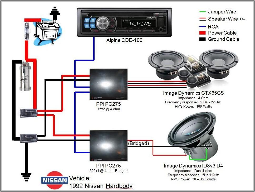 Car Stereo Wiring Diagram Pdf