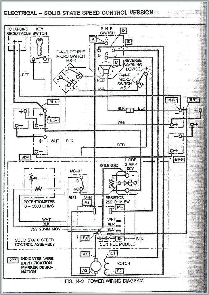 Car Wiring Diagram Symbols Pdf