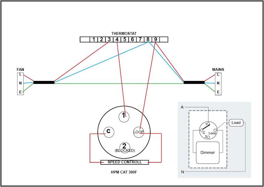 Ceiling Fan Wiring Diagram 3 Speed Australia