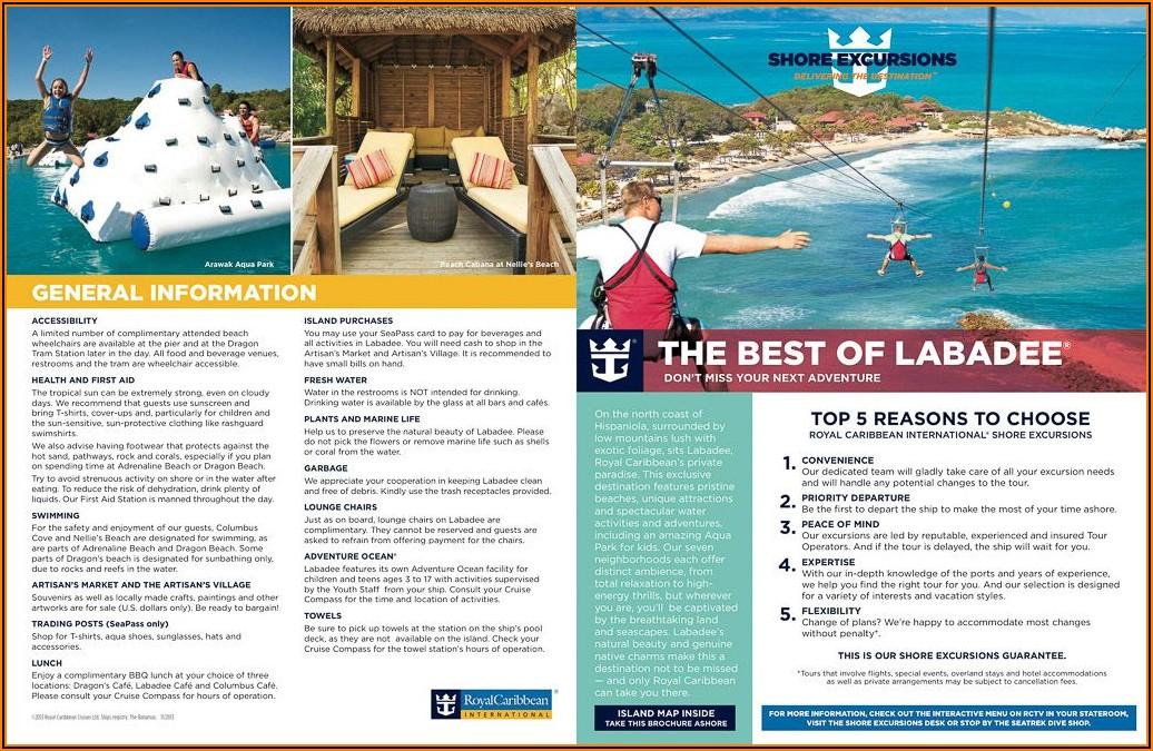 Celebrity Cruises Shore Excursions Brochure 2019