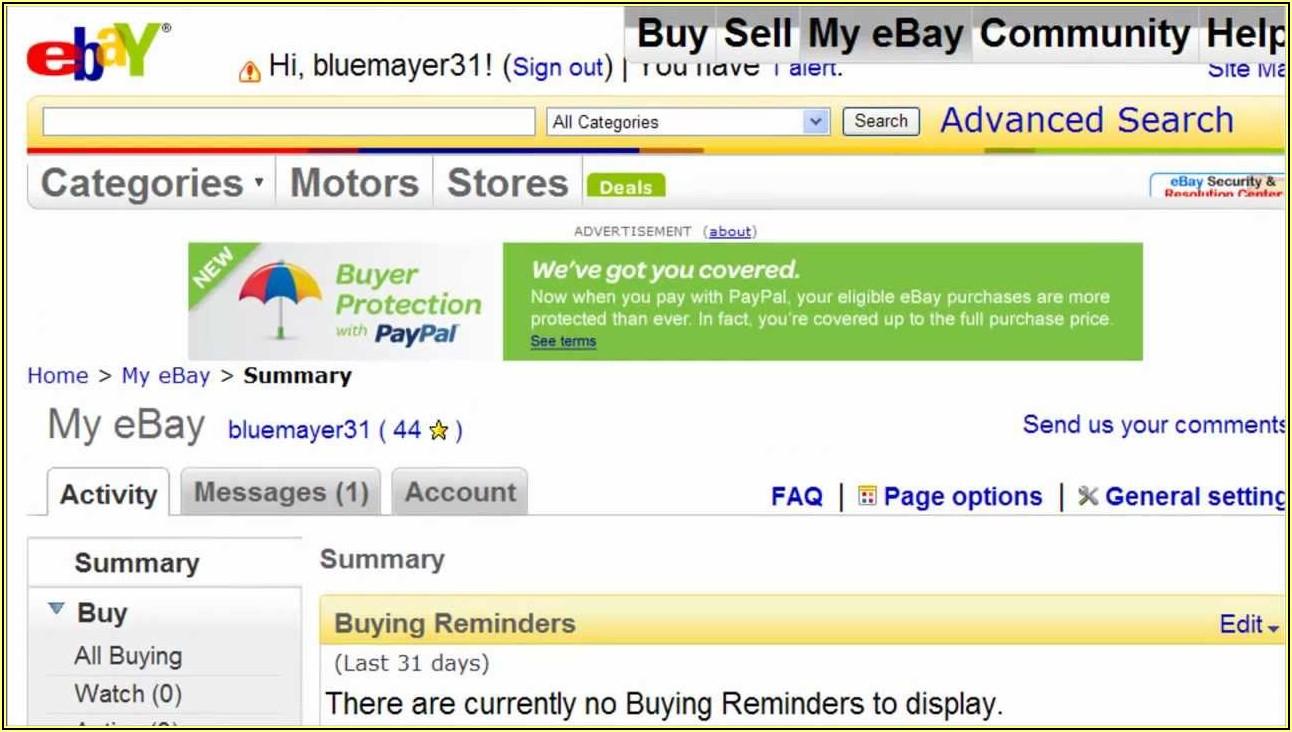 Ebay Send Invoice Not Working