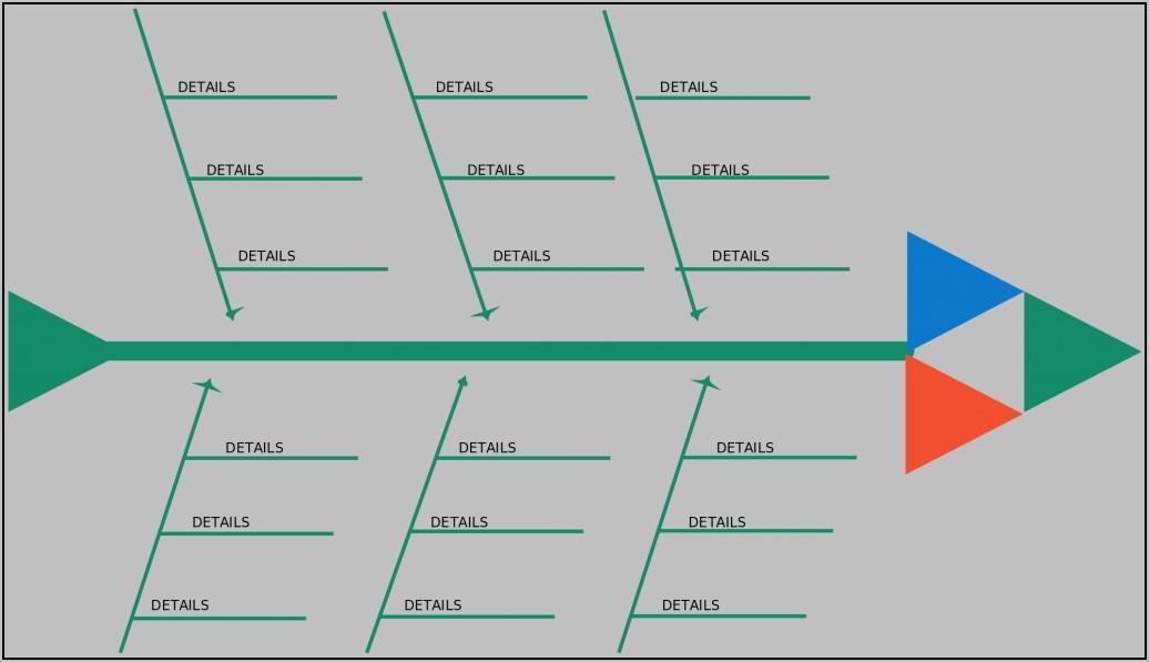 Fishbone Diagram Visio Template Download