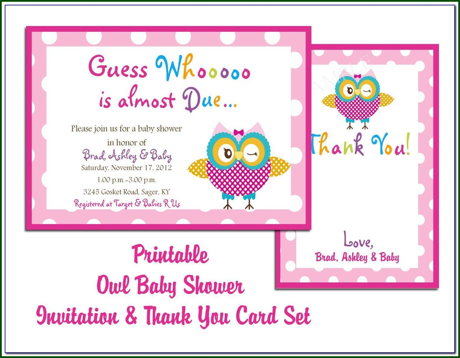 Free Baby Shower Invite Templates For Word