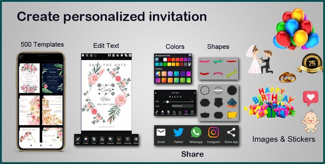 Free Birthday Invitation Maker Download