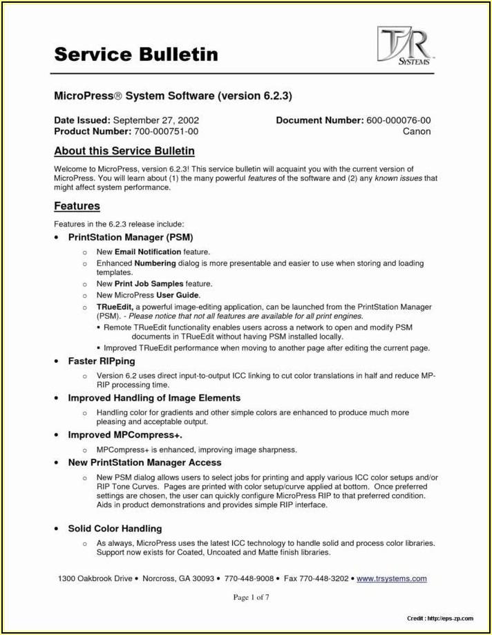 Free Blank Invoice Template Wordpad