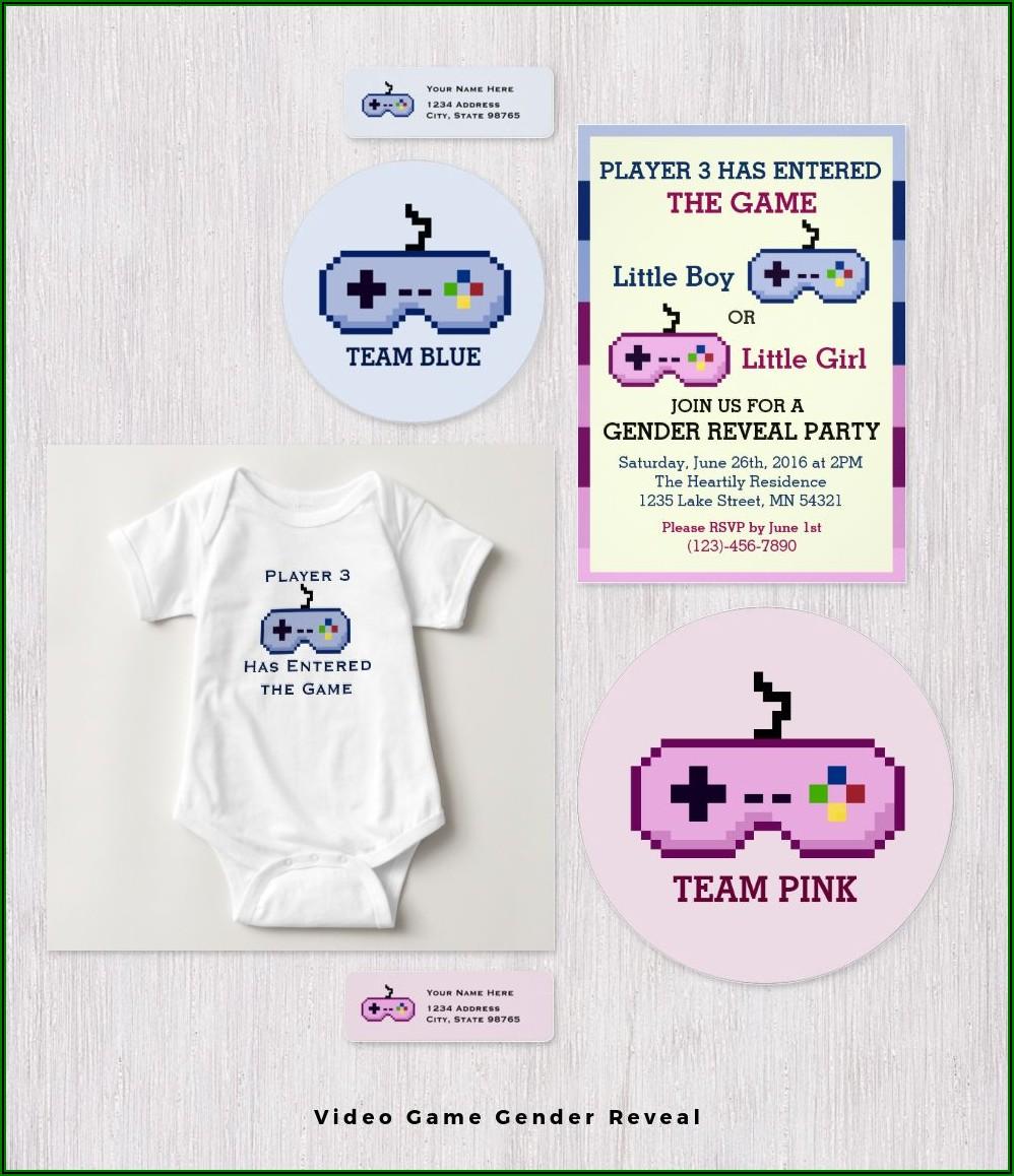 Geeky Pregnancy Announcement Ideas