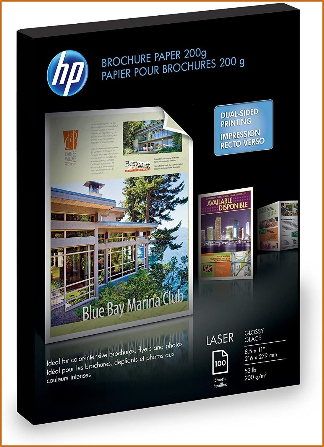 Hp Brochure Paper 200g