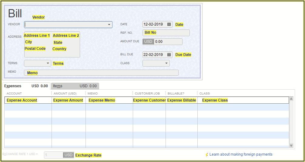 Import Invoices Into Quickbooks Enterprise