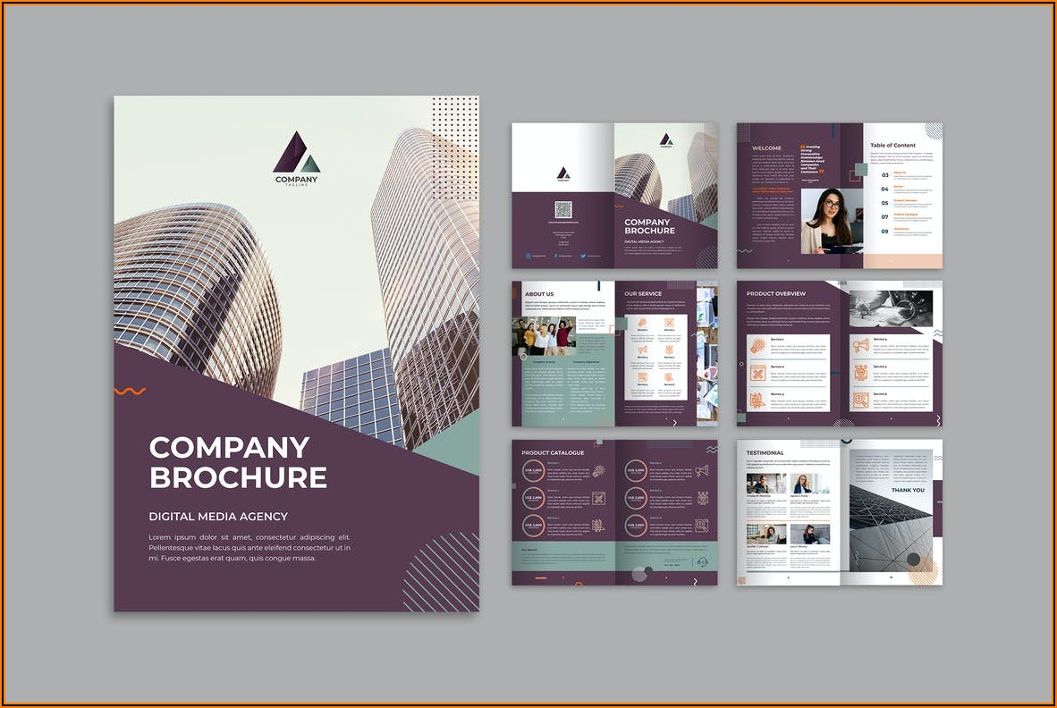 Indesign Booklet Templates Free Download