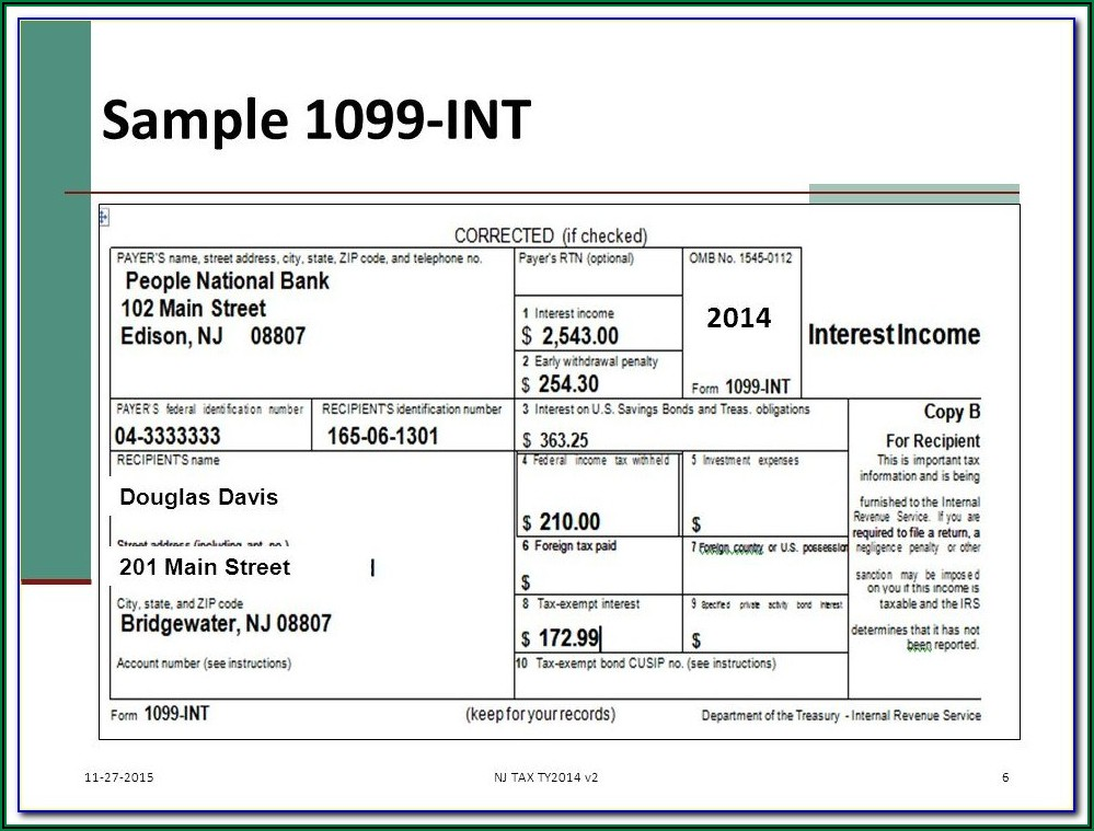 Irs 1099 S Form Download