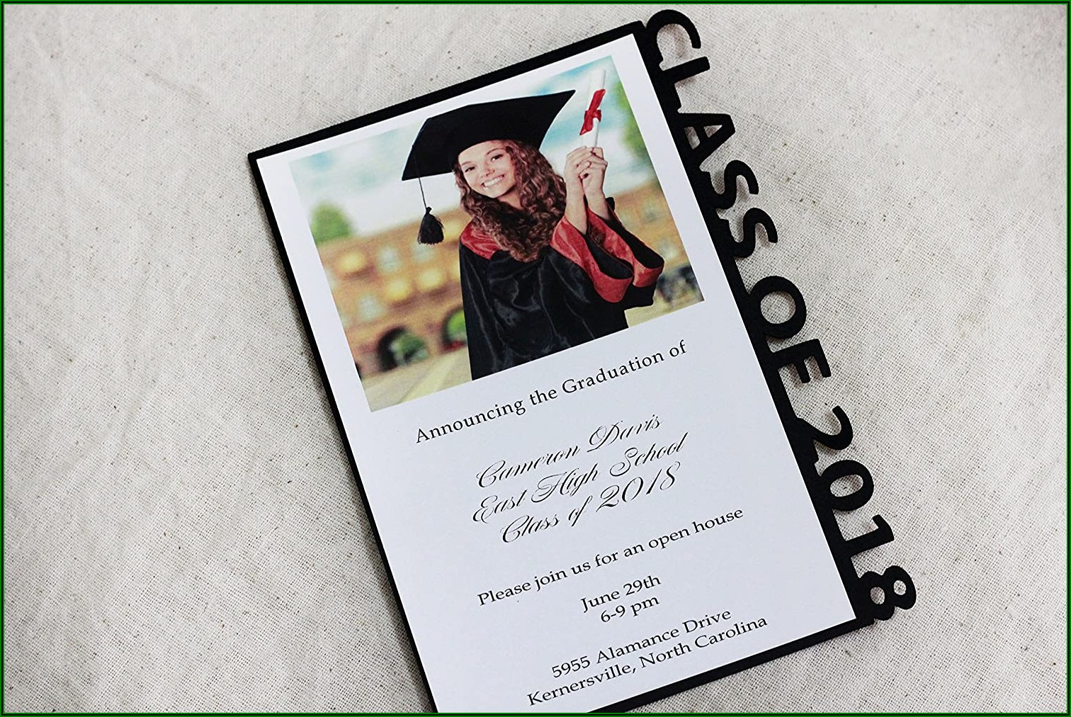 Is A Graduation Announcement The Same As An Invitation