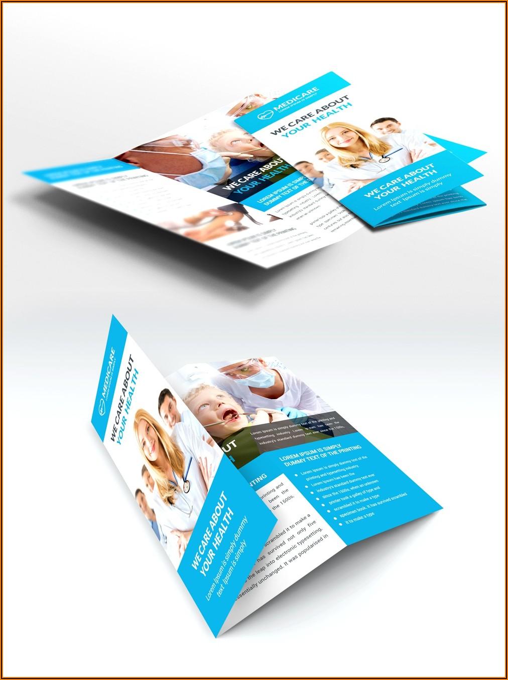 Medical Brochure Templates Free