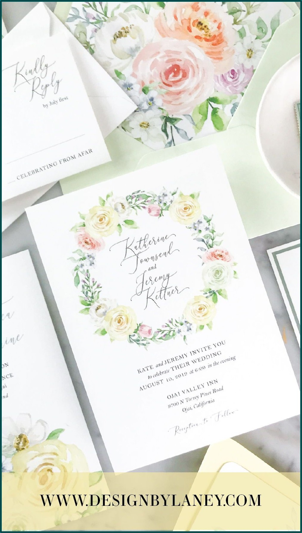 Minted All In One Wedding Invitations Review