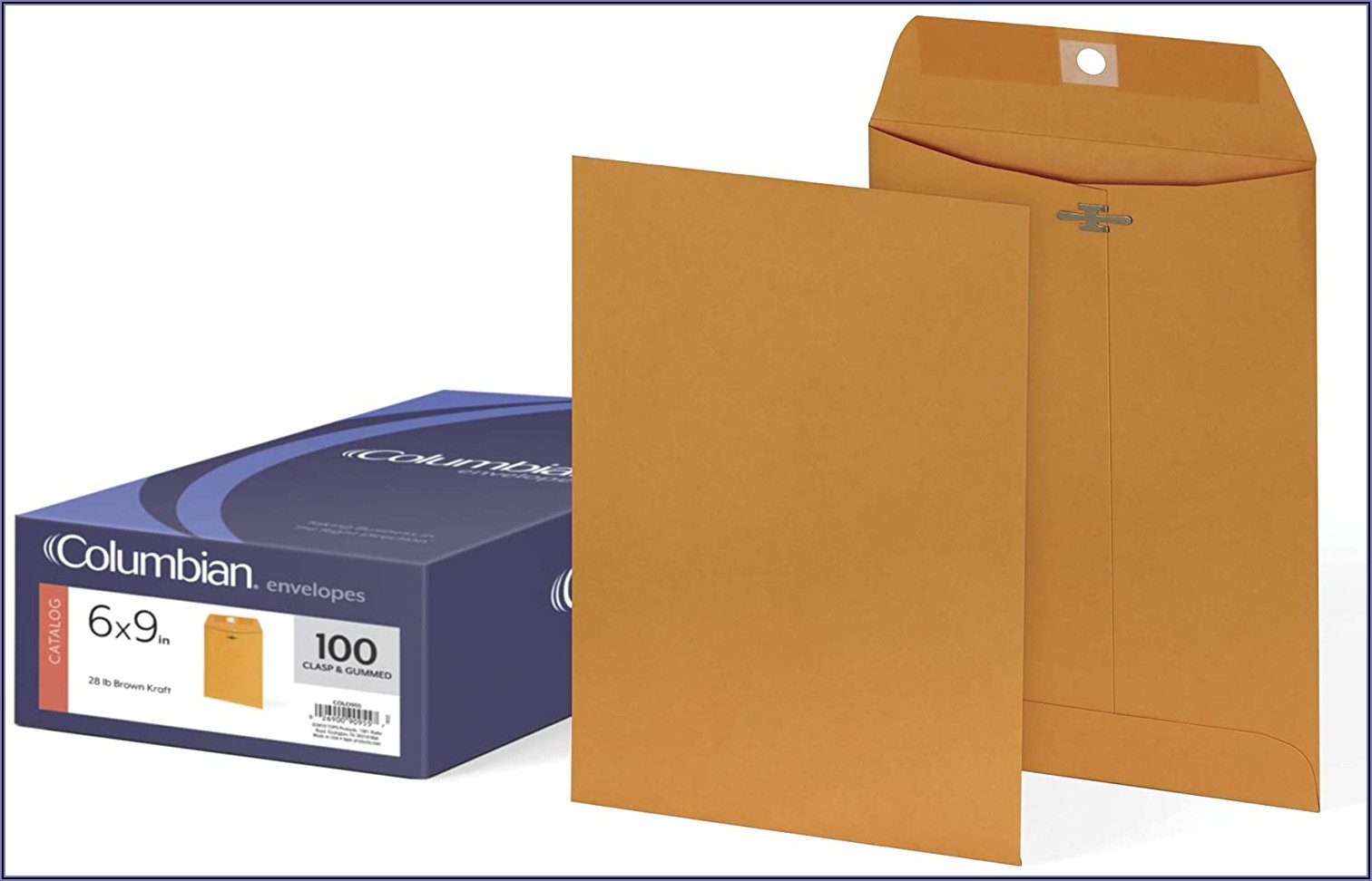 Office Depot 10 X 13 Clasp Envelopes