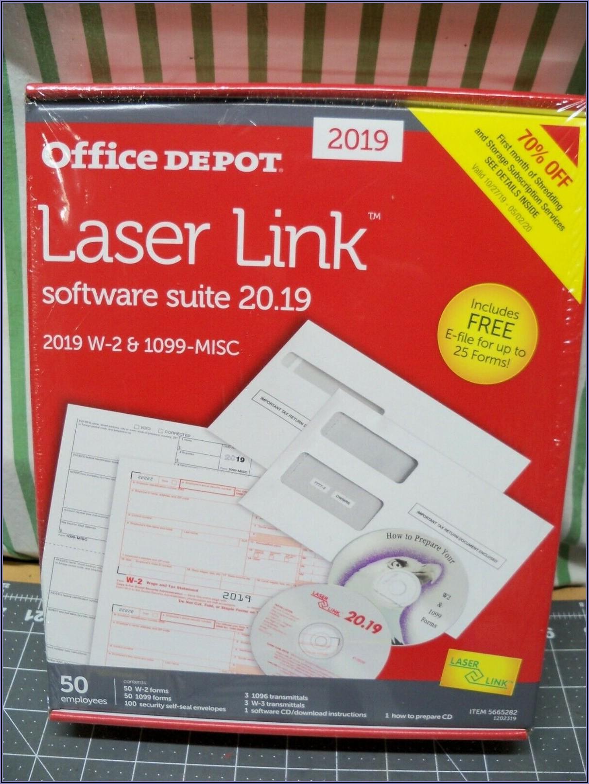 Office Depot 1099 Nec Envelopes
