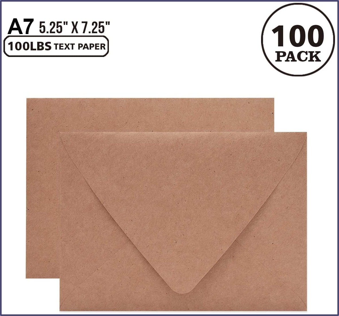 Office Depot Envelopes 5x7