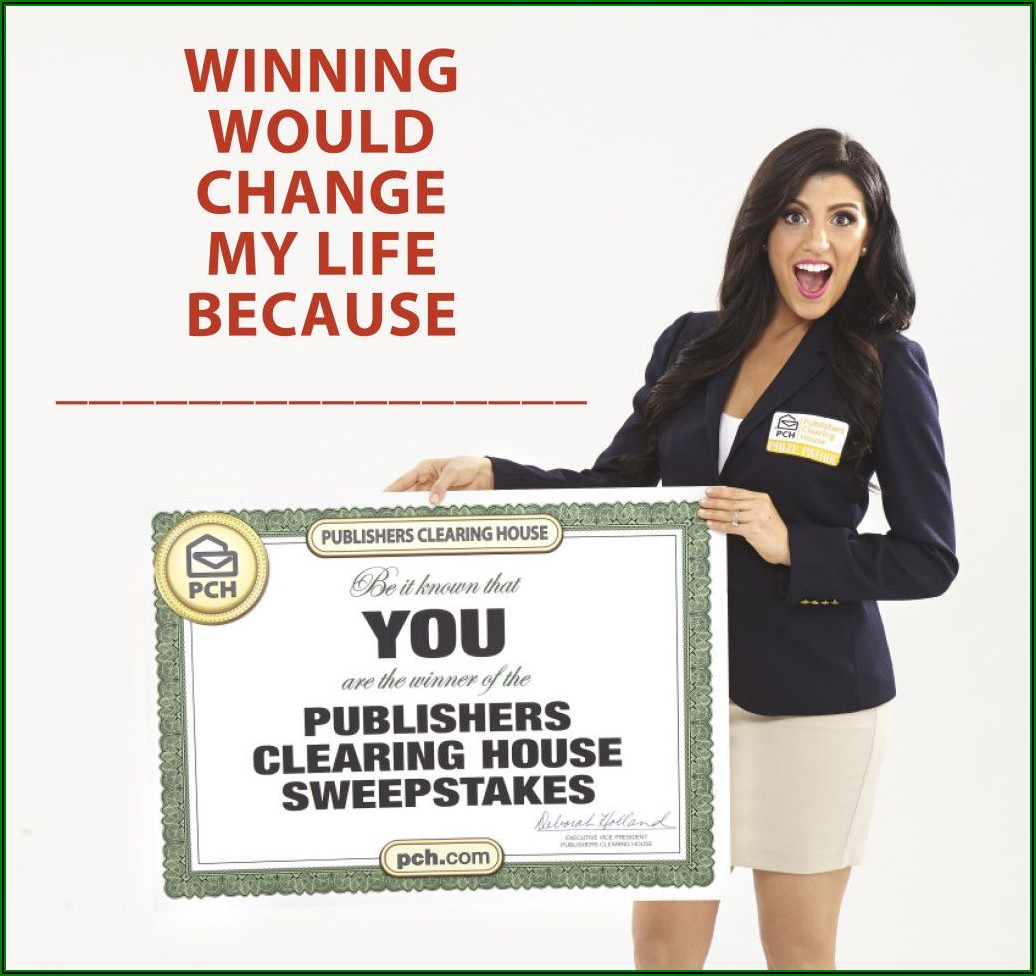 Pch Winner Announced Today August 31 2020