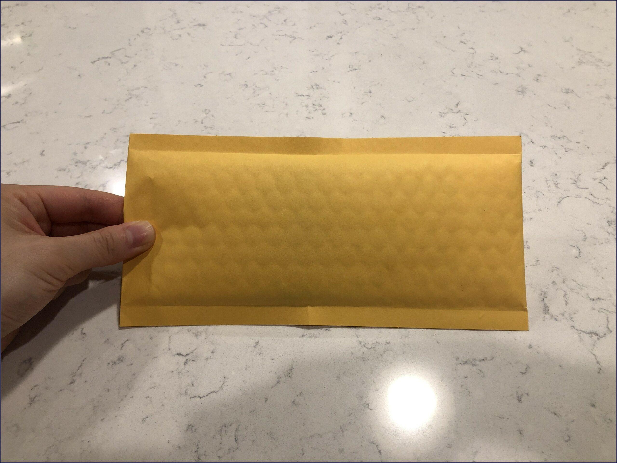Postage For 6x9 Envelope 2019 Usps