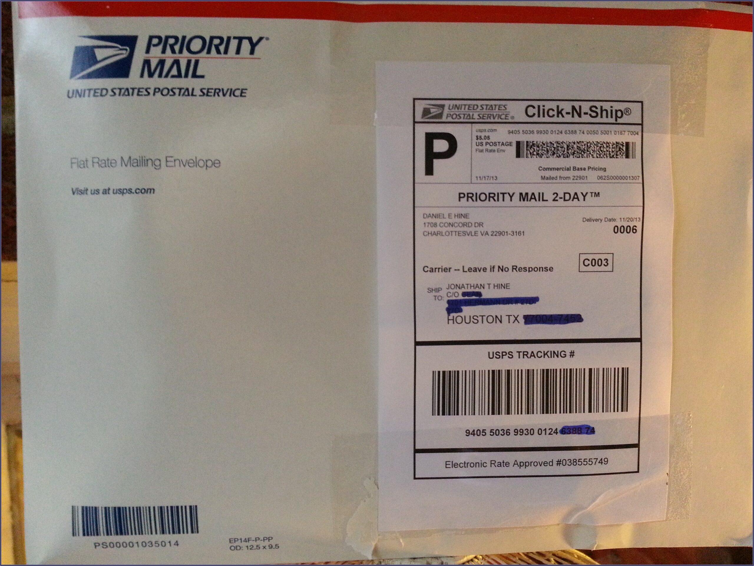 Postage For 9x12 Envelope 2 Oz