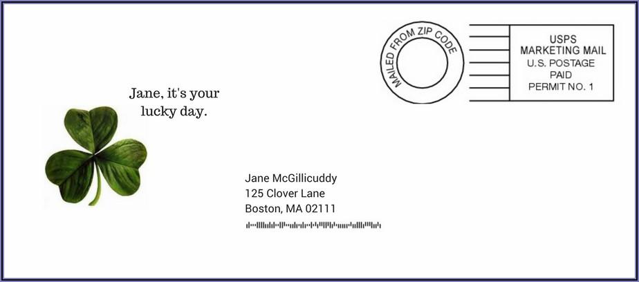 Postage For 9x12 Envelope Usps 2019