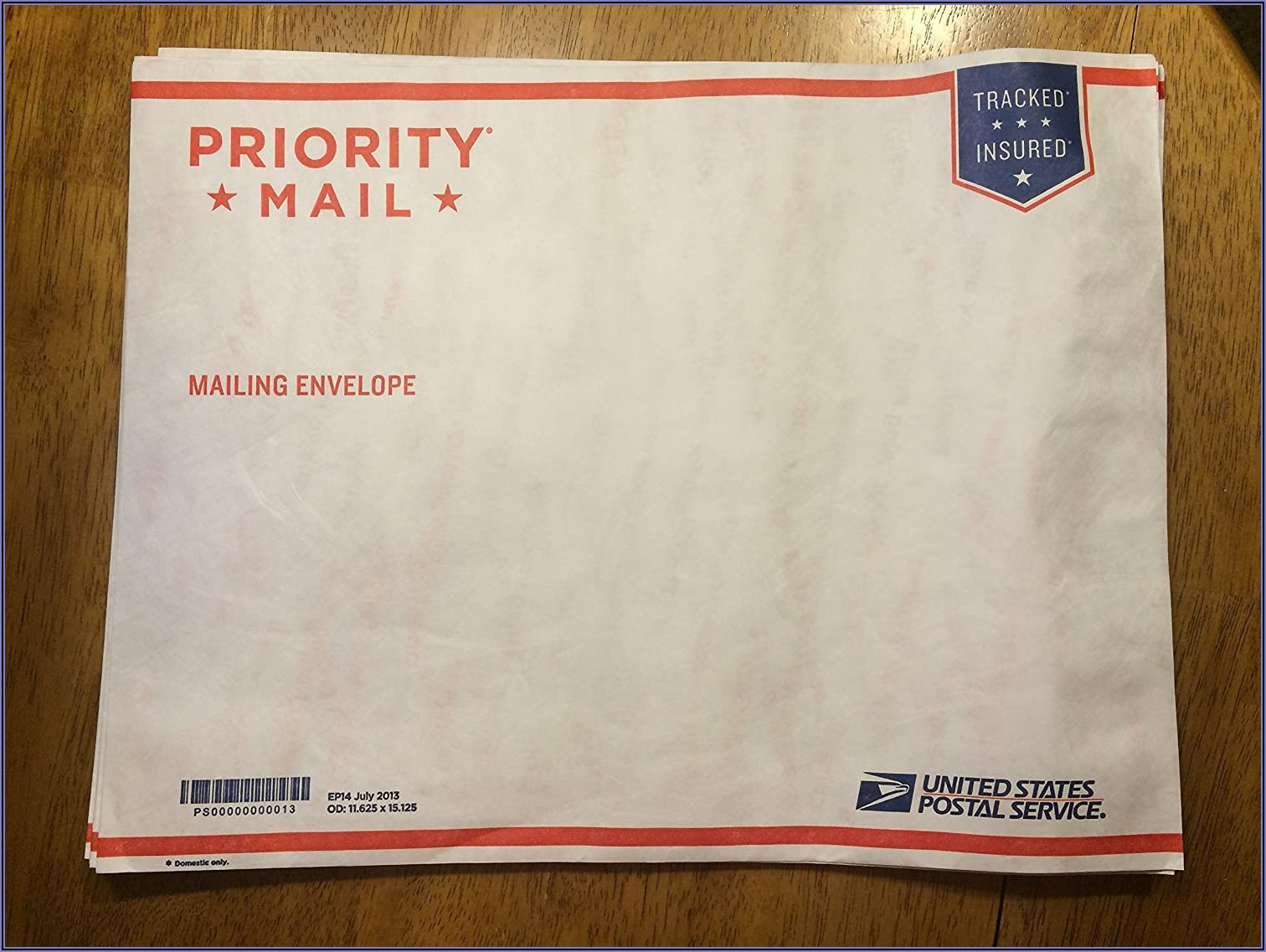 Postage Rates For 6 X 9 Envelope