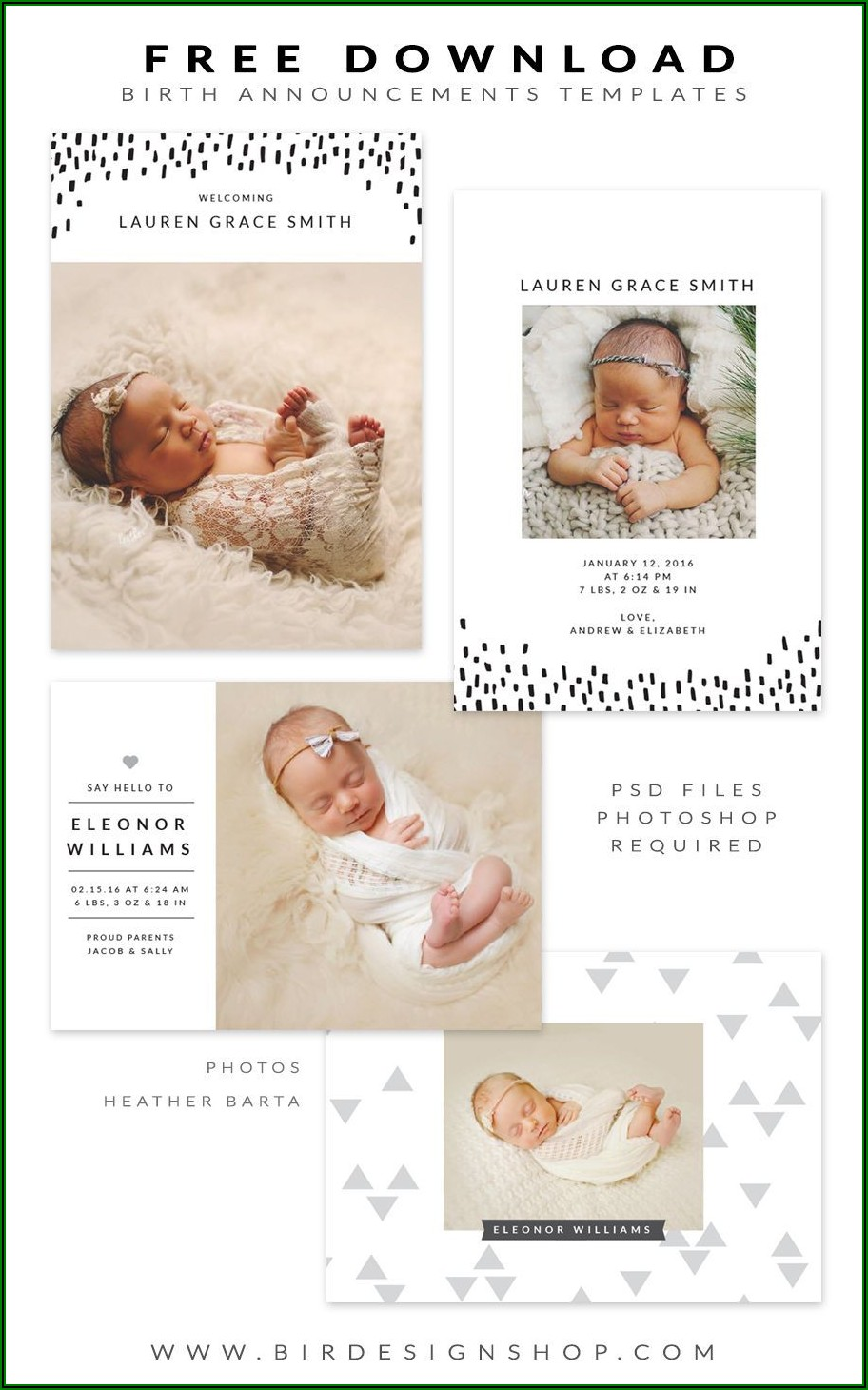 Pregnancy Announcement Template Free Online