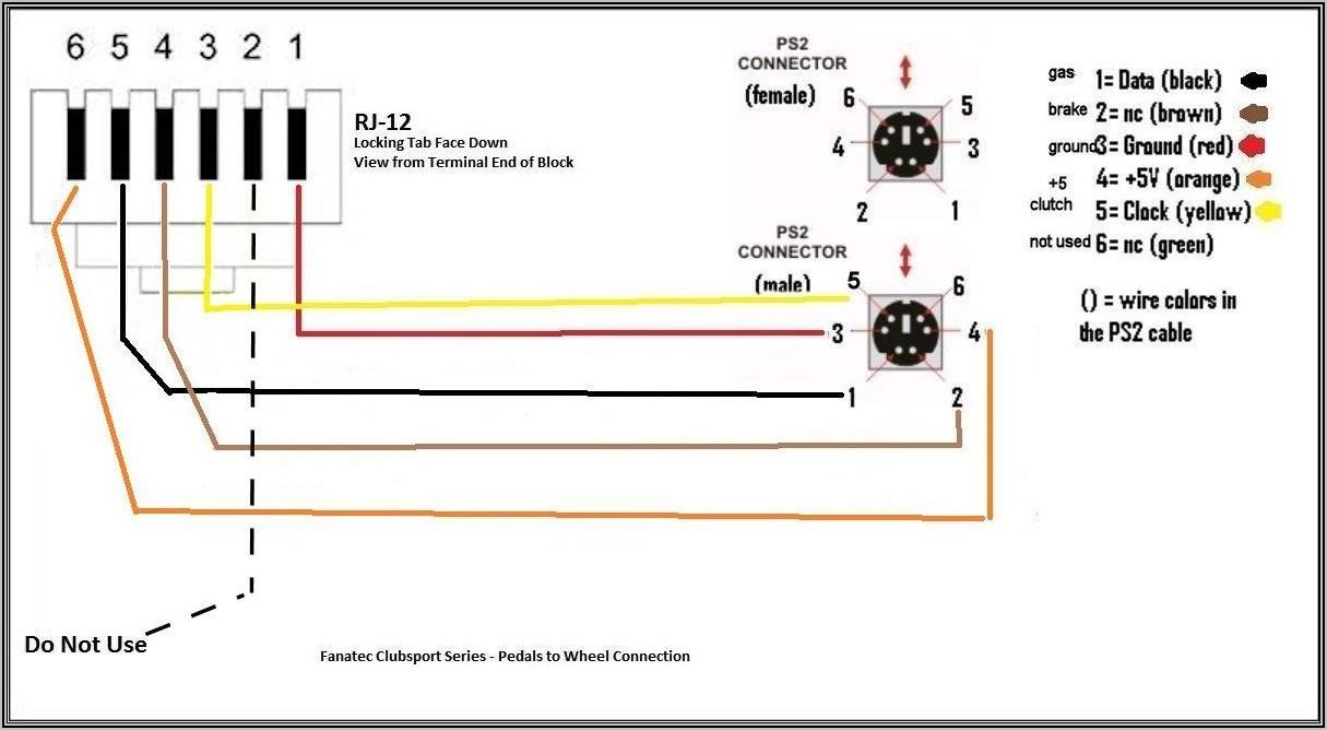 Rj11 To Rj45 Wiring Conversion Diagram