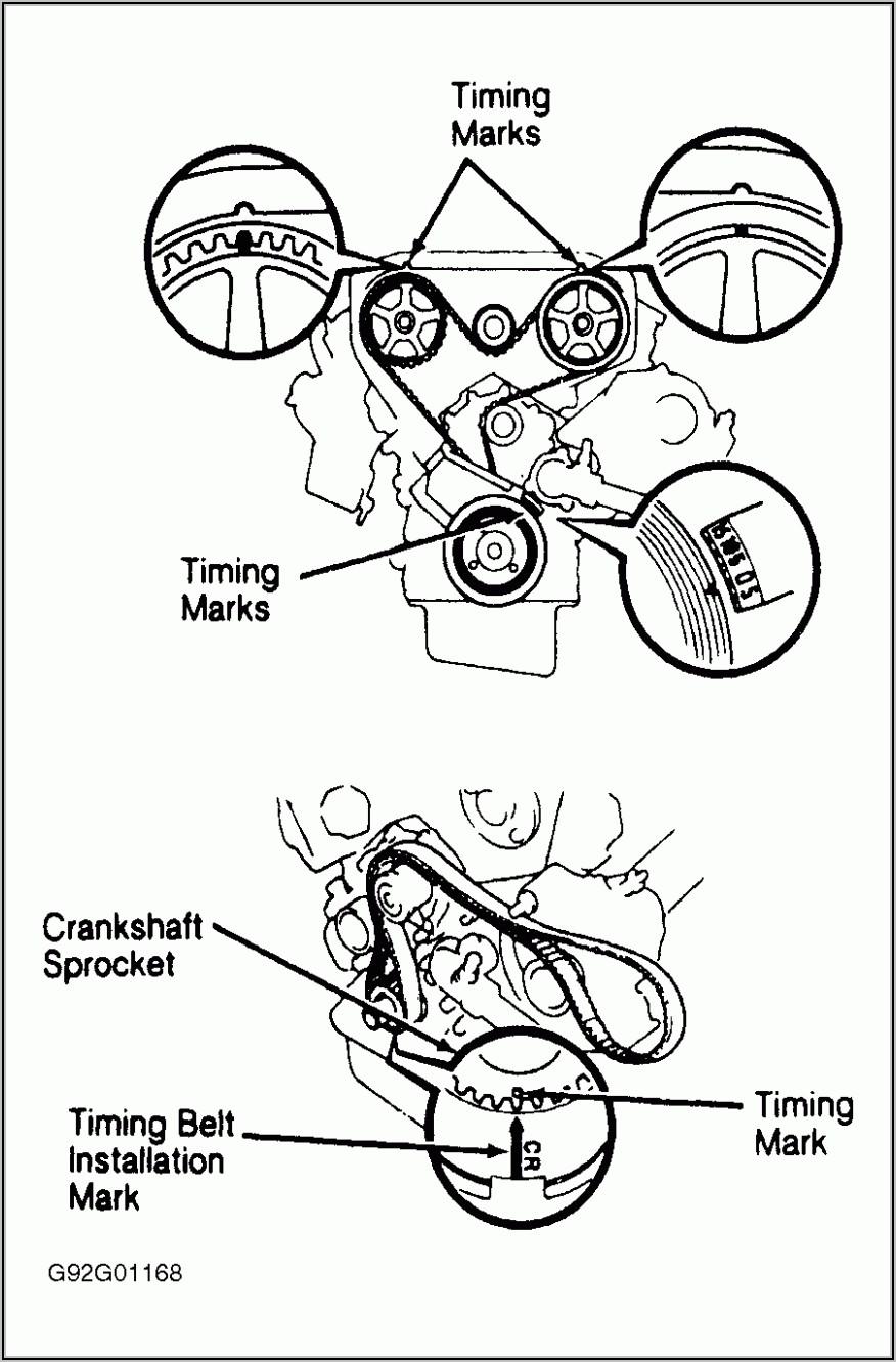 Serpentine Belt Diagram 2009 Toyota Camry
