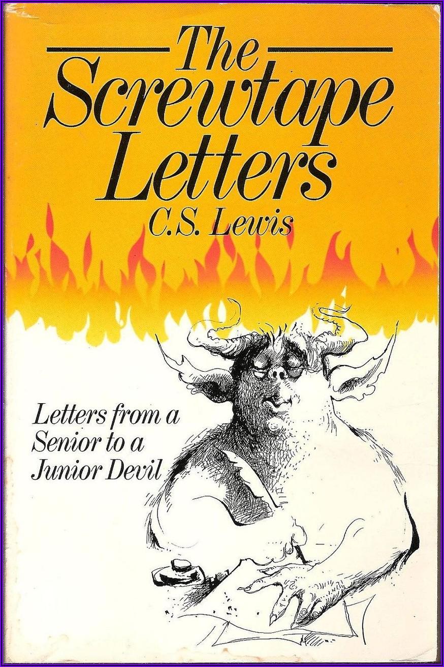The Screwtape Letters Cs Lewis Pdf