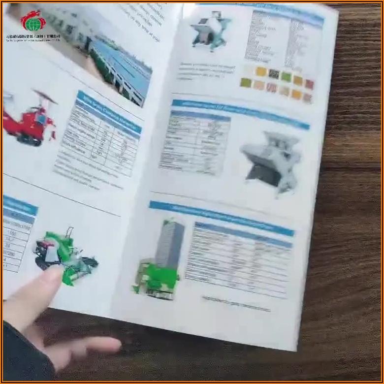 Travel Brochure Design Sample