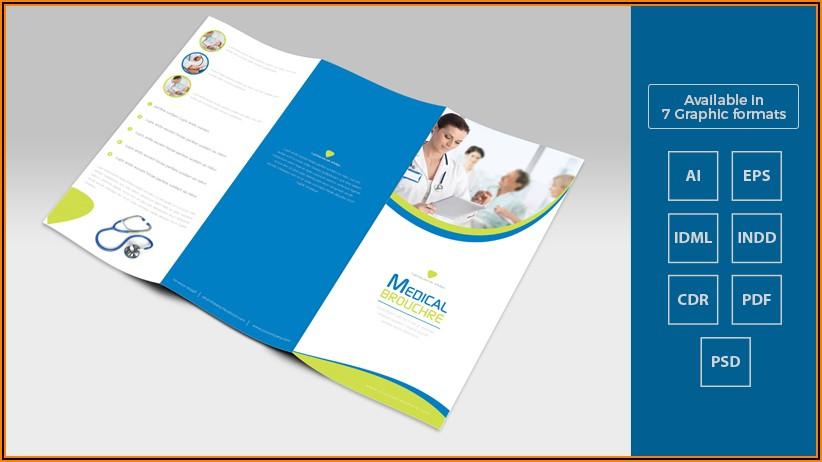 Tri Fold Brochure Template Ai