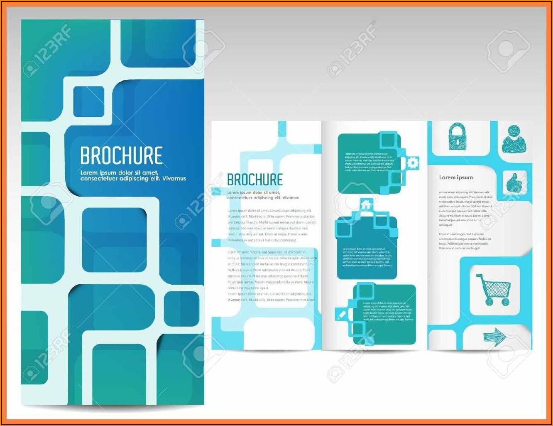 Tri Fold Brochure Template Free Download Microsoft Word