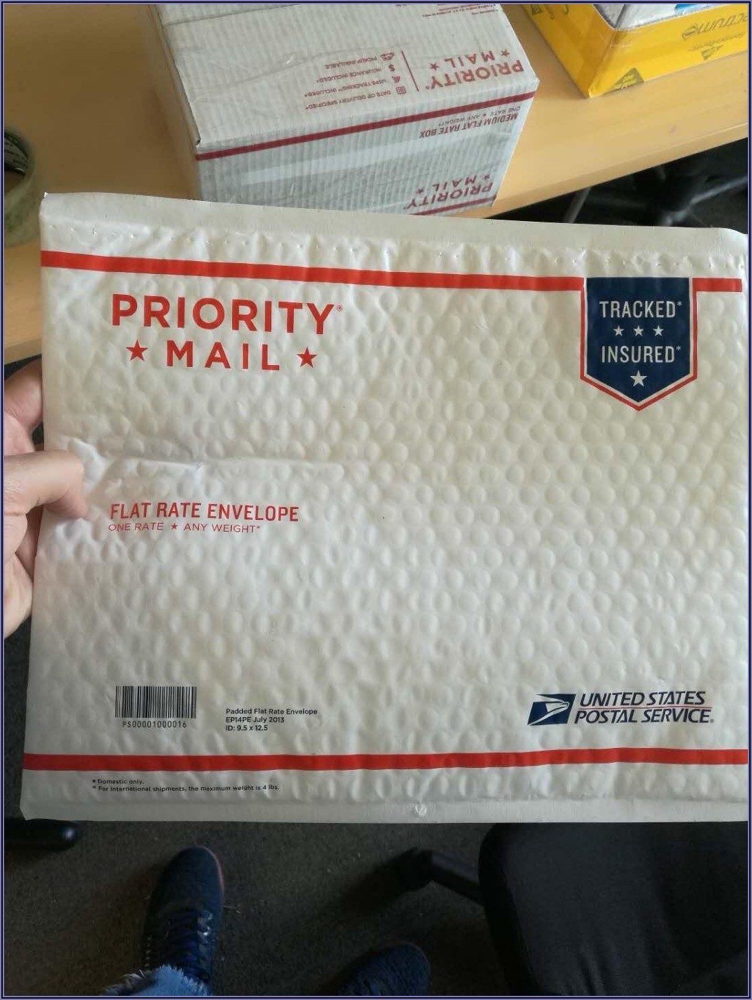 Usps Prepaid Envelope International