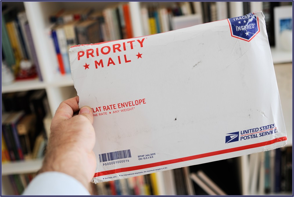 Usps Priority Mail Envelope Images
