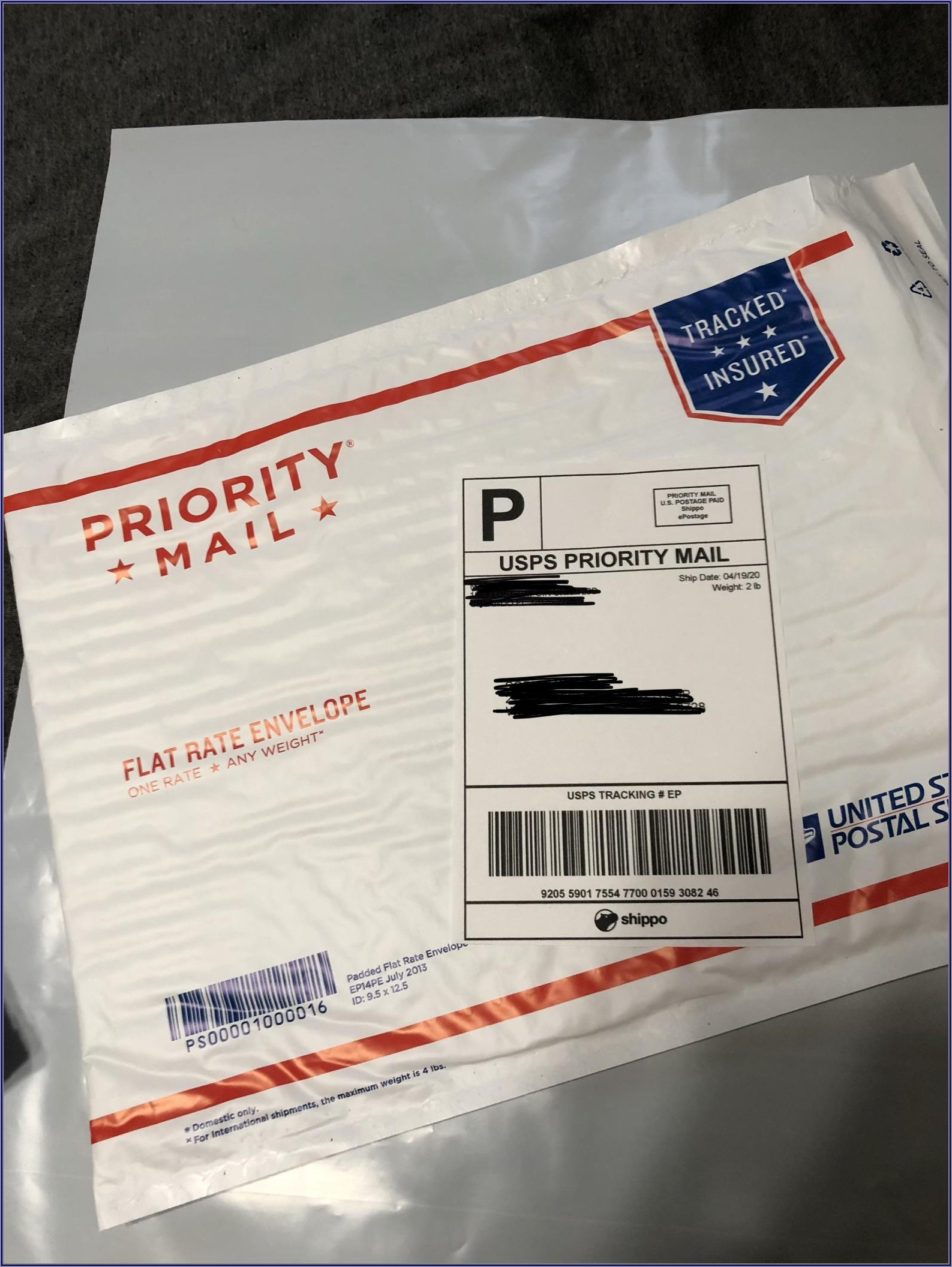 Usps Priority Mail Envelopes And Boxes