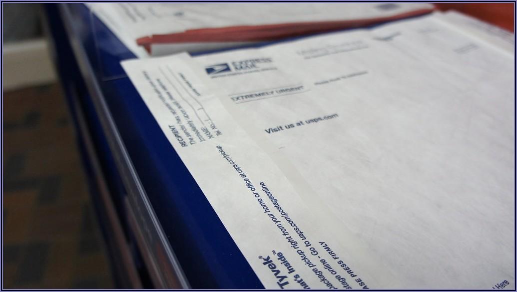Usps Priority Mail Tyvek Envelope Flat Rate