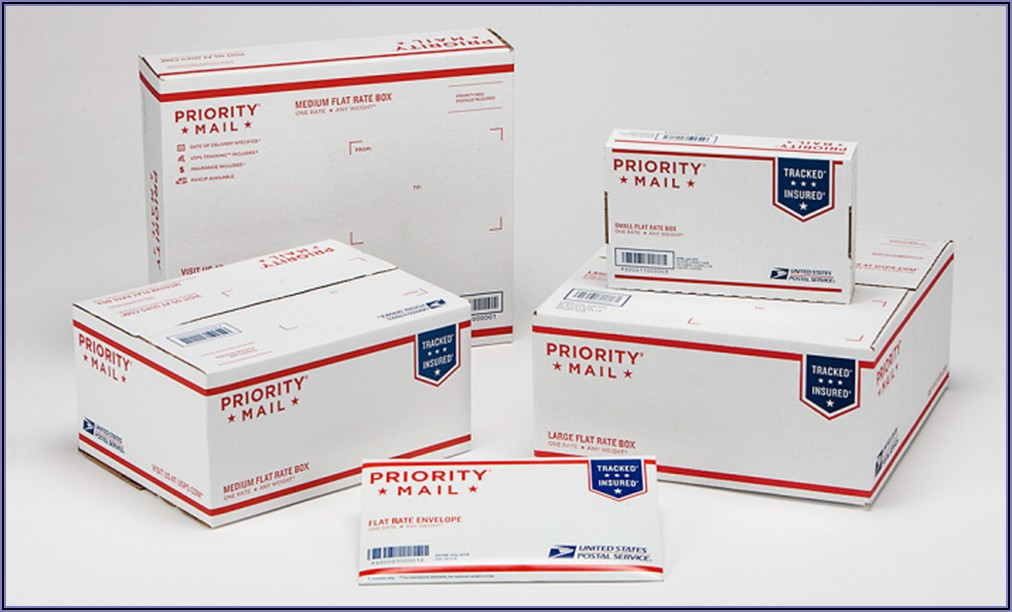 Usps Shipping Boxes Rates