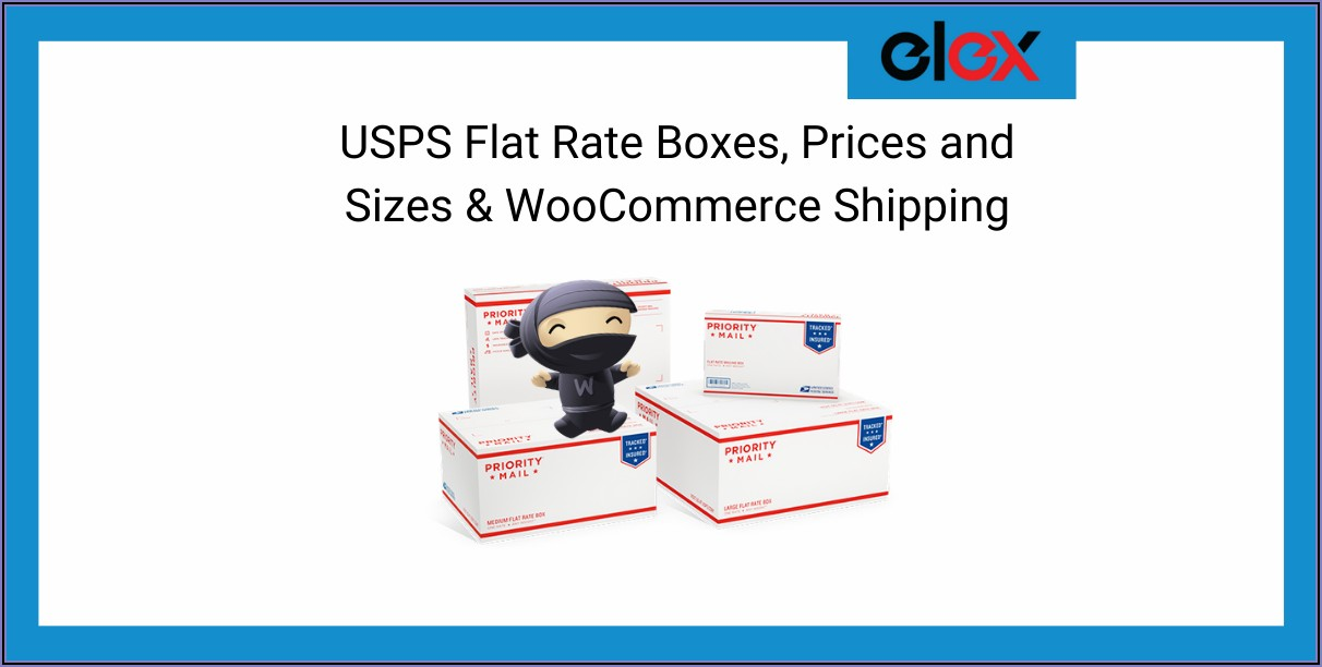 Usps Shipping Boxes Sizes And Prices
