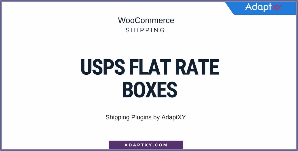 Usps Shipping Boxes Sizes