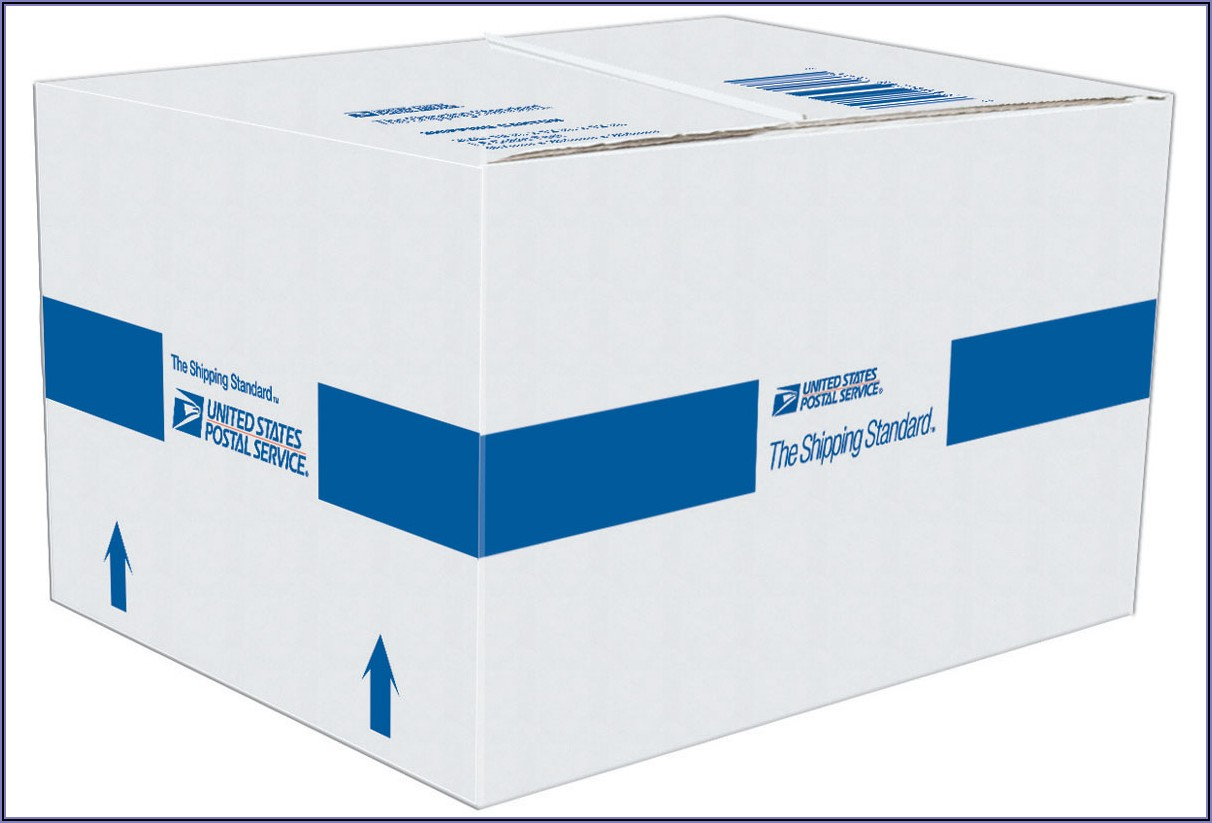 Usps Standard Shipping Boxes Sizes