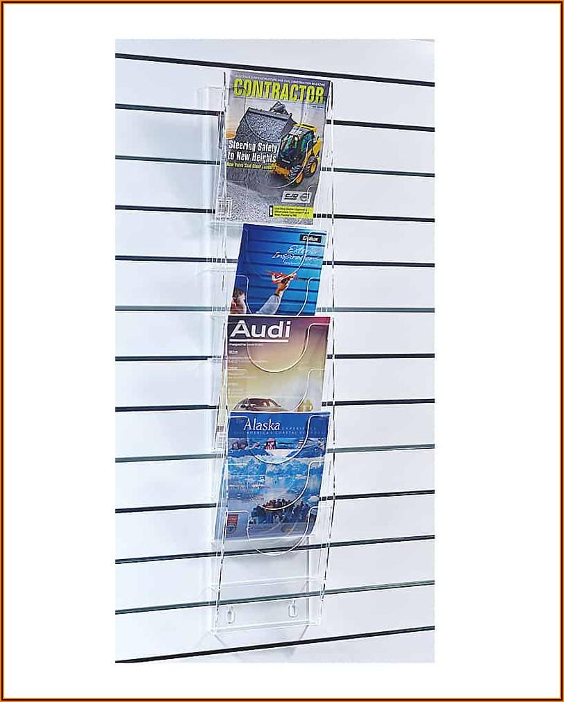 Wall Mounted Brochure Holders Australia