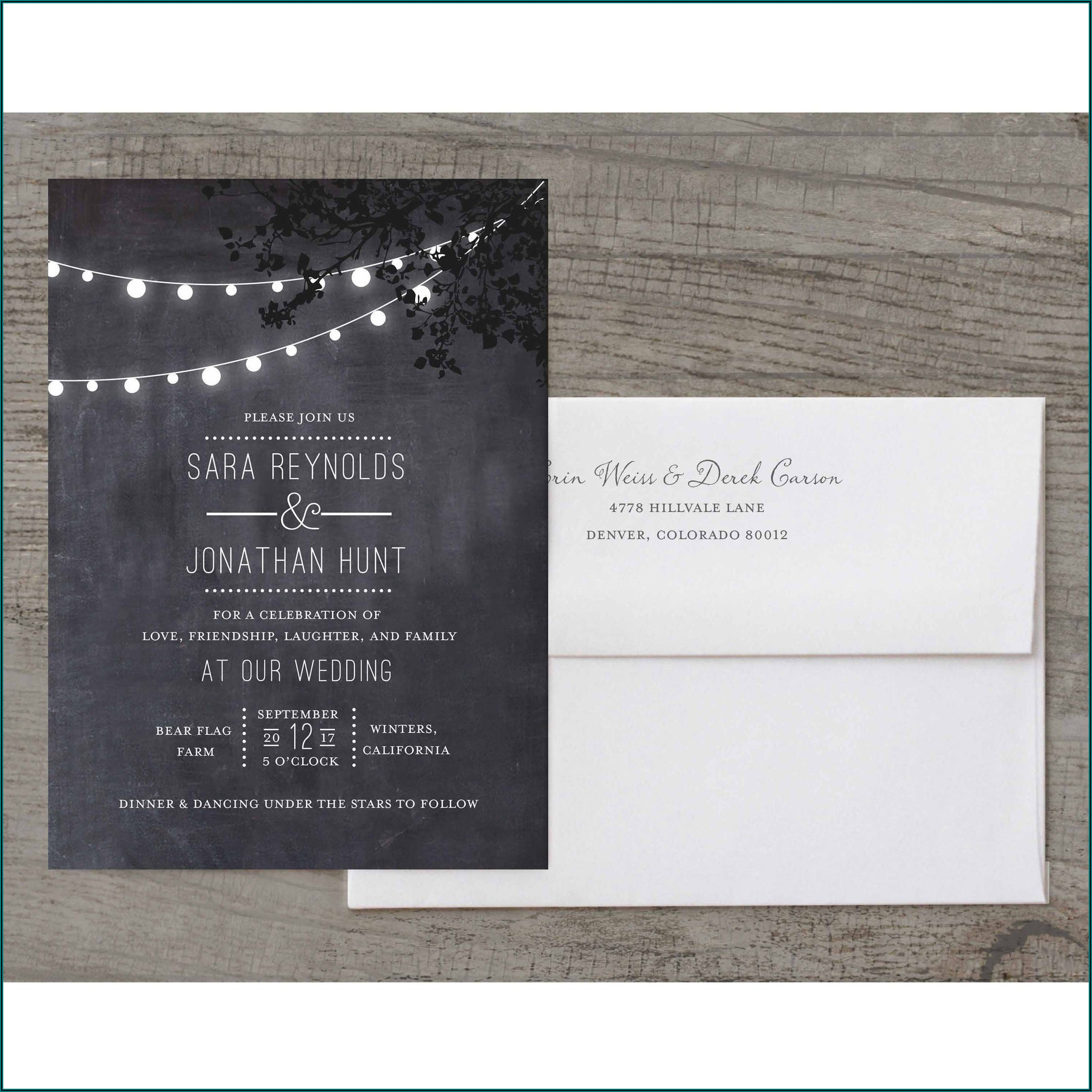 Walmart Wedding Invitations Reviews