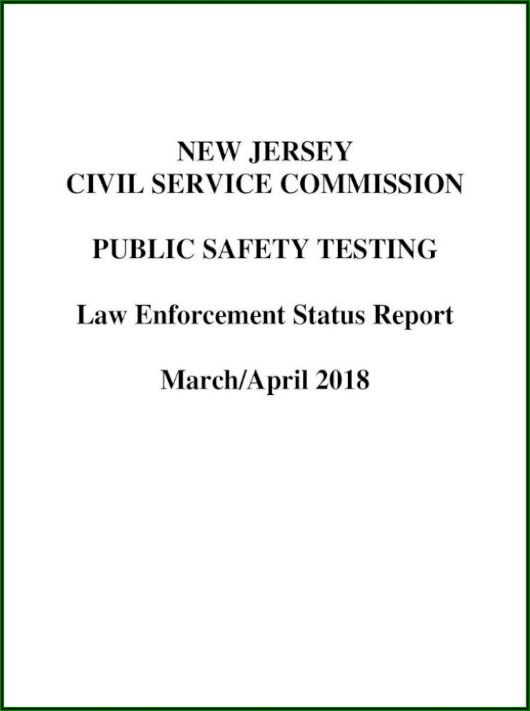 Warren County New York Civil Service Exam Announcements