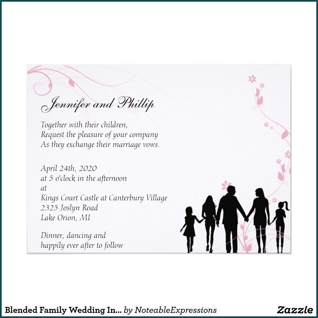 Zazzle Wedding Invitations Samples